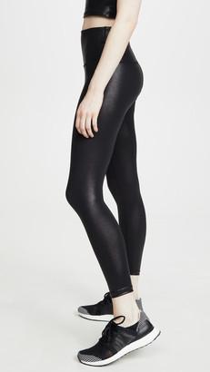 Beyond Yoga Pearlized High Waisted Midi Leggings