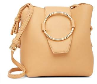 Street Level Small Ring Crossbody Bag