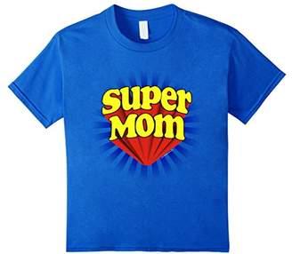 DAY Birger et Mikkelsen Super Mom Funny Superhero Mother's T-Shirt Super Hero