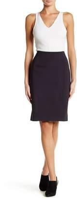 Insight Ponte Pencil Skirt