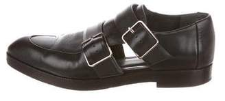 Alexander Wang Leather Buckle Oxfords