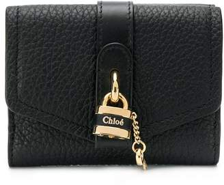 Chloé small Aby tri-fold wallet