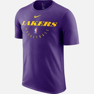 Nike Men's Los Angeles Lakers NBA Dri-FIT Practice T-Shirt