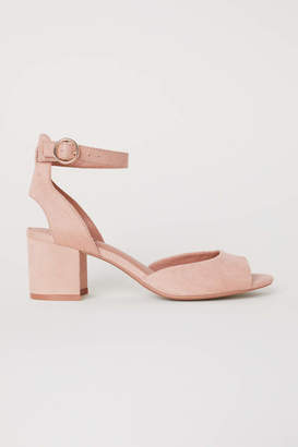 H&M Sandals - Powder pink - Women