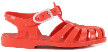 Sun Plastic Sandals
