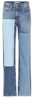 Calvin Klein Jeans CKJ 030 high-rise straight jeans
