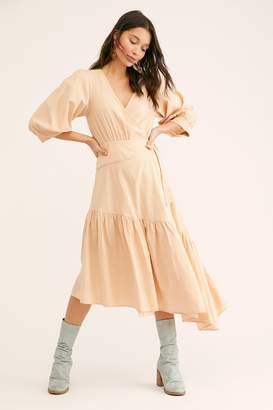 The Endless Summer Dont Mind If I Do Midi Dress