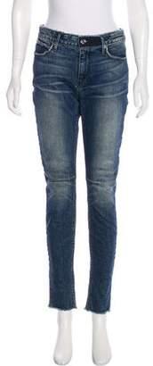 Monroe RtA Denim Mid-Rise Jeans