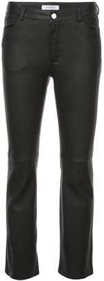 Anine Bing skinny fit trousers