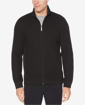 Perry Ellis Men's Regular-Fit Full-Zip Sweater