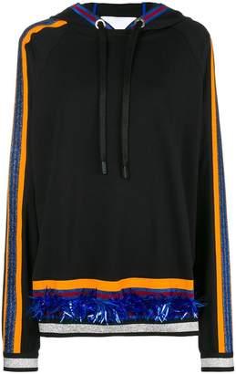 NO KA 'OI No Ka' Oi sparkle design hoodie