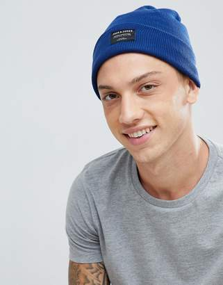 Jack and Jones Beanie With Branding