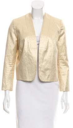 Rachel Comey Structured Metallic Jacket