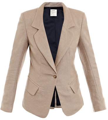 L'Agence Cired pebble jacket