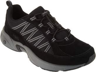 Ryka Suede Bungee Hiking Sneakers - Catalyst Trail