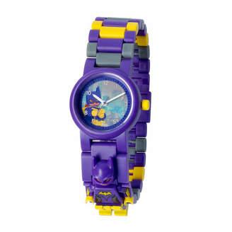 Lego The Batman Movie Batgirl Girls Multicolor Strap Watch-8020844