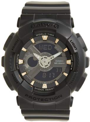 G-Shock BABY-G Baby-G Ana-Digi Watch, 46mm x 43mm