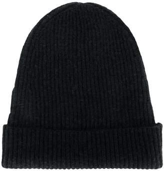 Isabel Benenato basic beanie hat