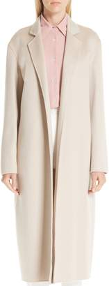 Mansur Gavriel Longline Cashmere Coat