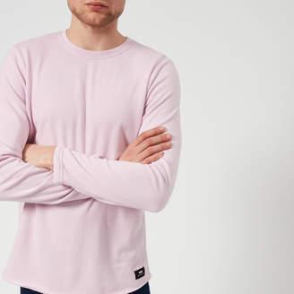 Edwin Men's Terry Long Sleeve T-Shirt