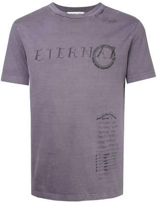Ground Zero Eternal distressed T-shirt