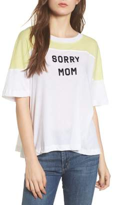 Wildfox Couture Sorry Mom Samuel Tee