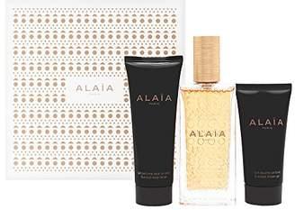 Alaia Blanche 3 Piece Gift Set