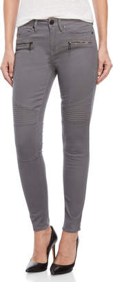 Seven7 Utility Mid-Rise Ankle Skinny Jeans