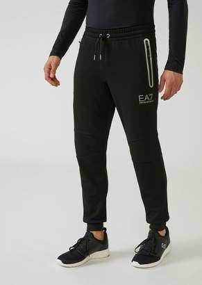 Emporio Armani Ea7 Train Evolution Premium Sport Pique Joggers