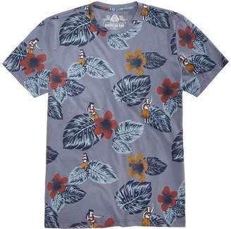 American Rag Men's Hula Girl T-Shirt, Created for Macy's