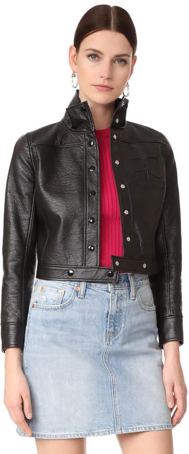 CourregesCourreges Jacket