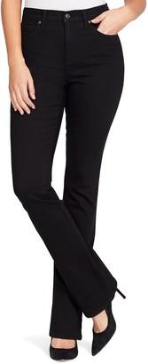 Gloria Vanderbilt Petite Amanda High-Waisted Bootcut Jeans