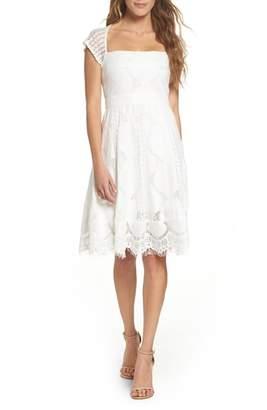 Foxiedox Theodora Lace Dress