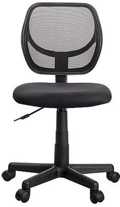 George Home Mesh Office Chair - Black