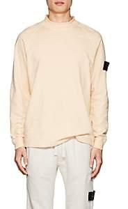 Barneys New York Stone Island XO Men's Cotton Fleece Sweatshirt-Pink