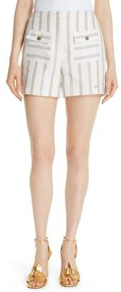 Ted Baker Colour by Numbers Helenn Stripe Shorts