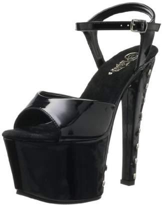 Pleaser USA Women's Sky-309FH-06 Platform Sandal