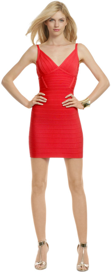 Herve Leger Totally Worth It Dress