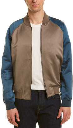 Reiss Humble Varsity Jacket