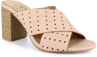 DOLCE by Mojo Moxy Womens Wynne Heeled Sandals