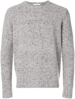 Cenere Gb melange crew neck sweater