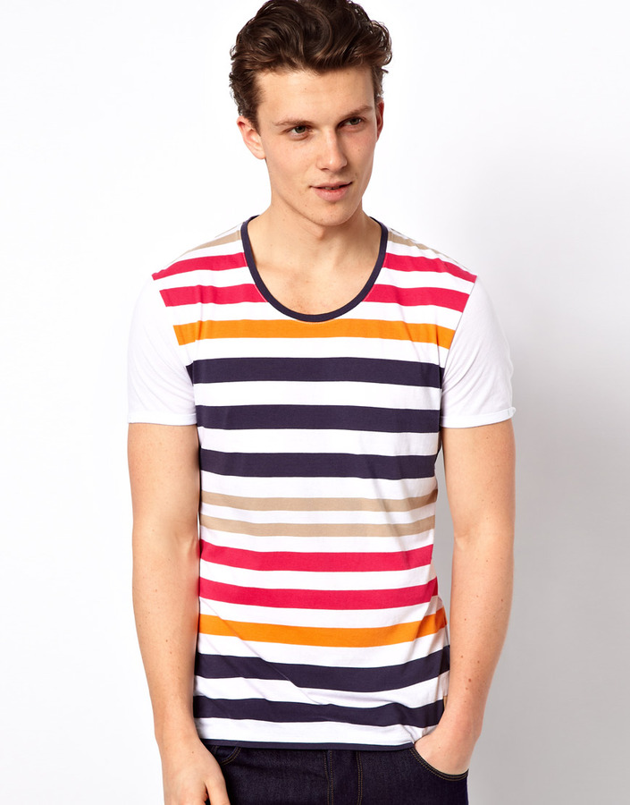 Esprit Stripe T-Shirt
