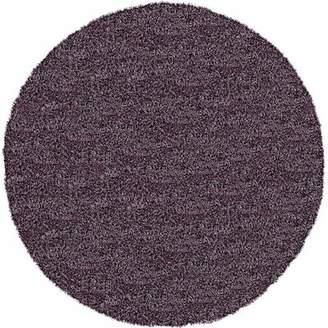 Splendid RugPal Purple Area Rug RugPal