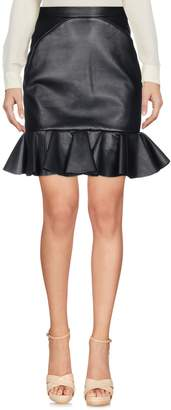 David Koma Knee length skirts