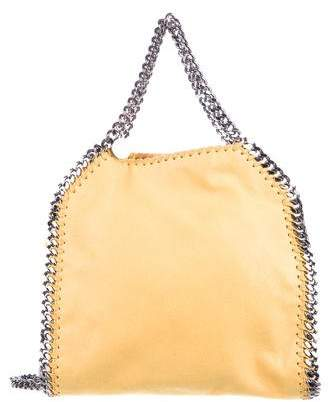 Stella McCartney Mini Shaggy Deer Falabella Tote