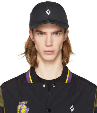 14ec7548ee0 Marcelo Burlon County of Milan Black Starter Edition Cross Cap