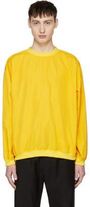 paa Gold Windbreaker Sweater