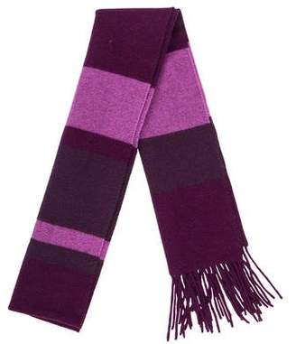 Burberry Cashmere & Wool-Blend Scarf