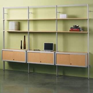 Peter Pepper Envision Oversized Bookcase Peter Pepper