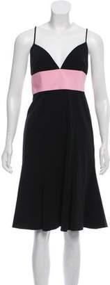 Ralph Lauren Sleeveless Knee-Length Dress w/ Tags
